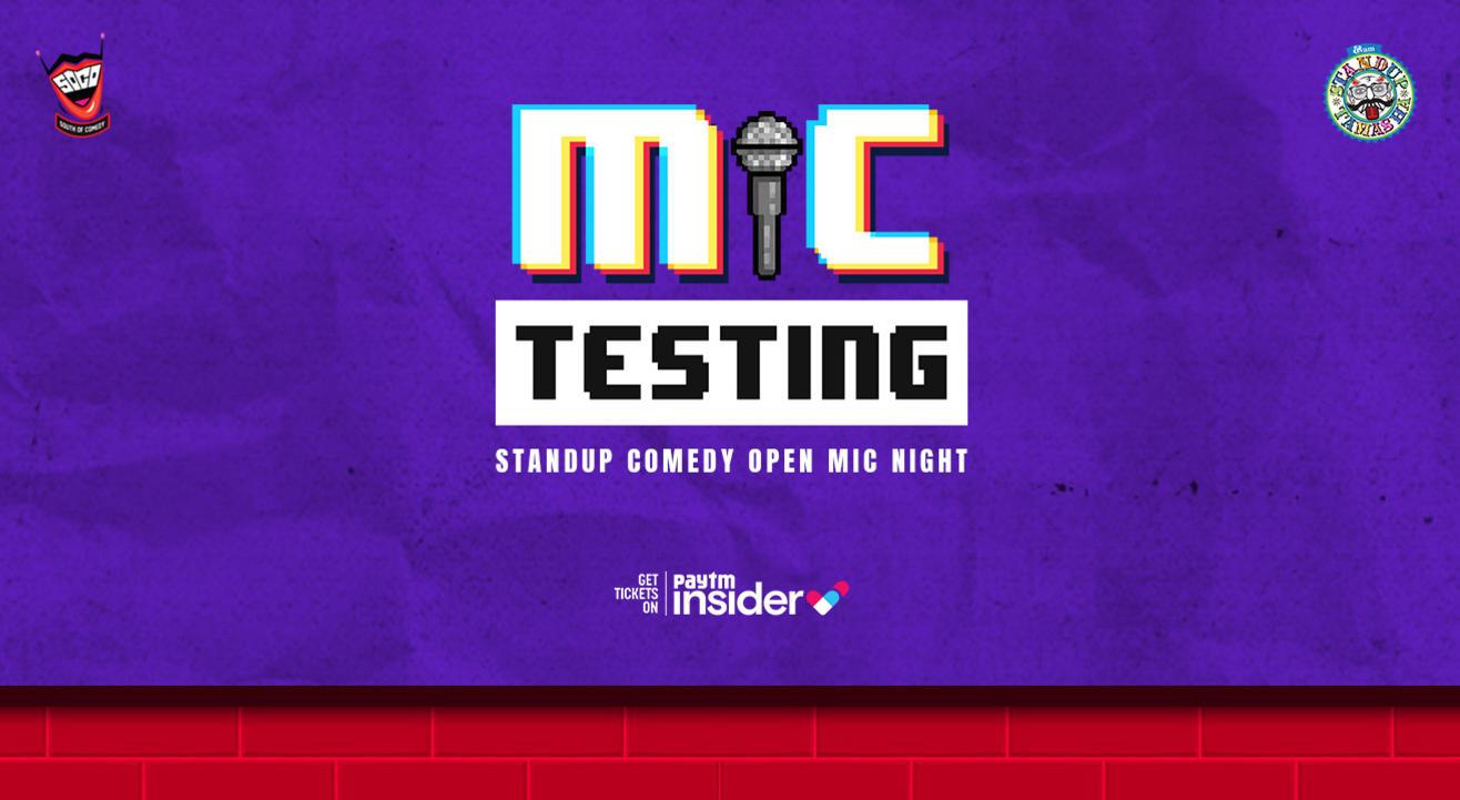 Mic Testing