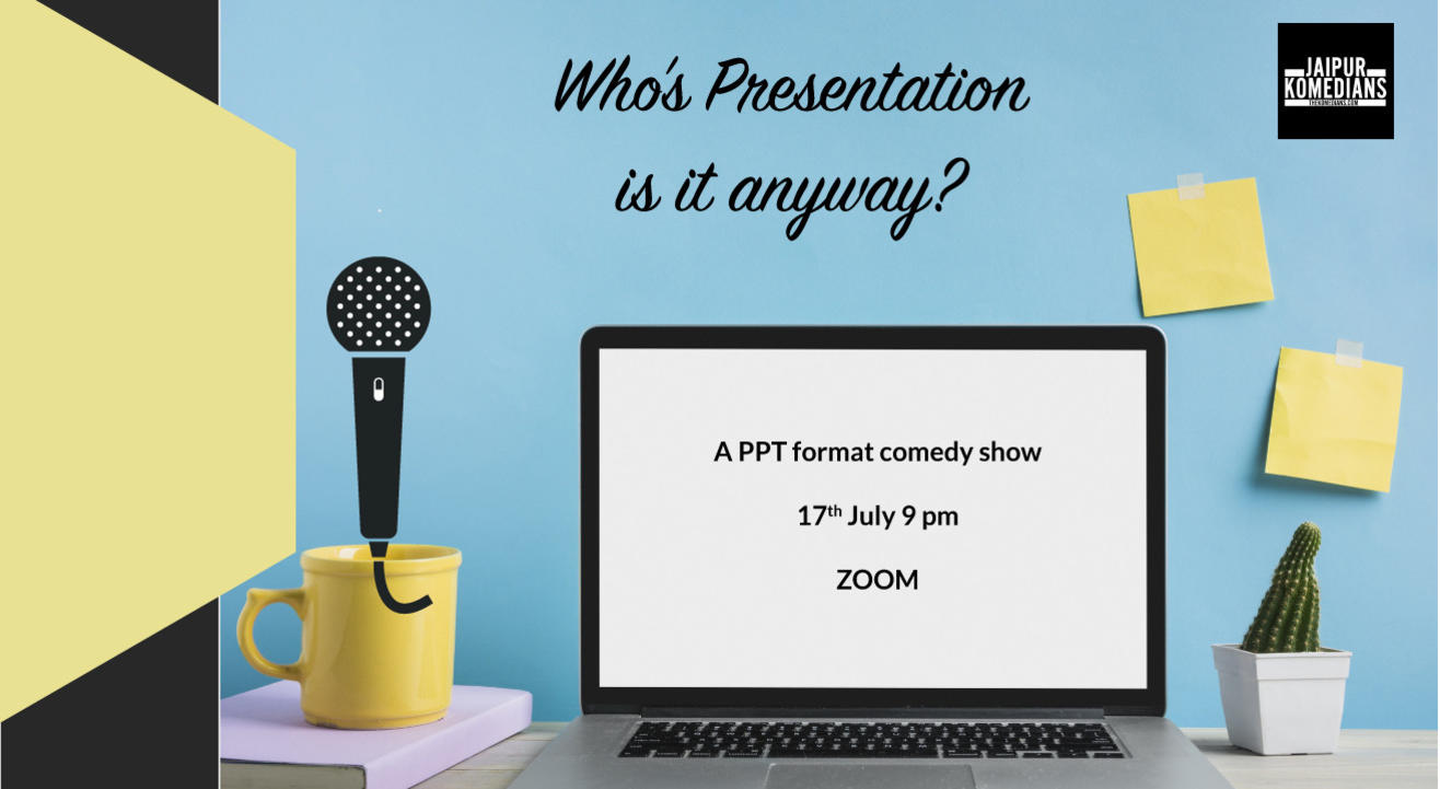 Who's Presentation Is It Anyway?