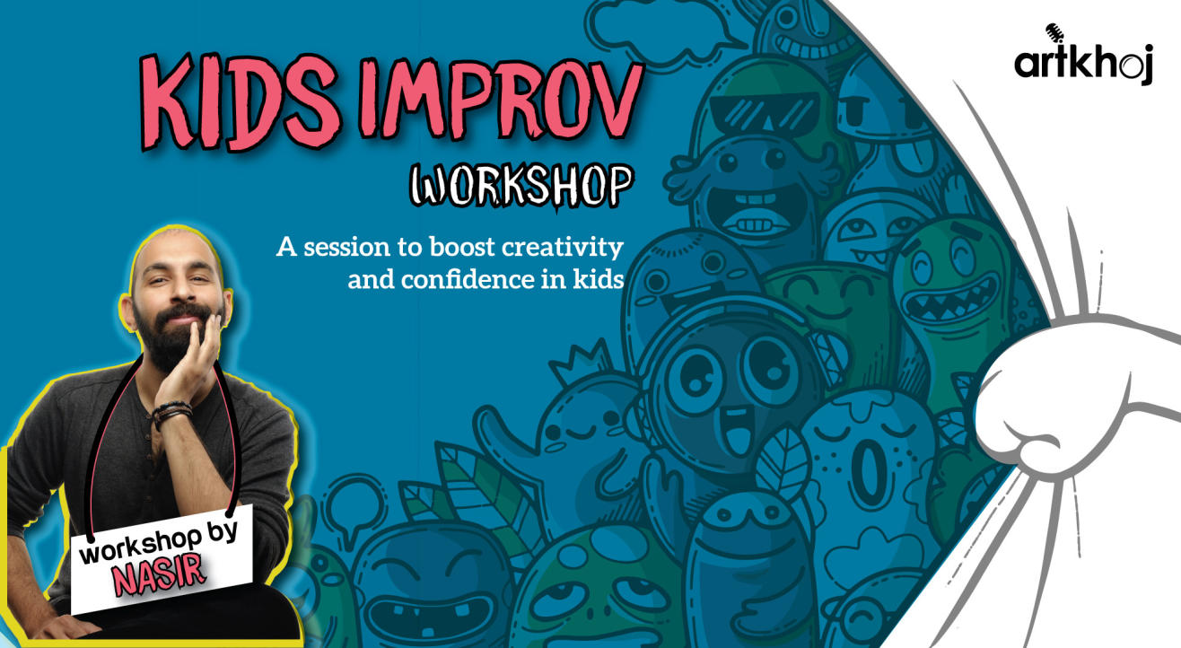Creativity Unleashed: Kids Improv Workshop