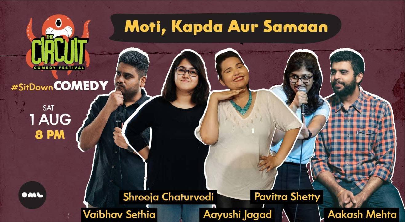 Moti, Kapda Aur Saman ft Aayushi, Shreeja, Pavitra, Aakash