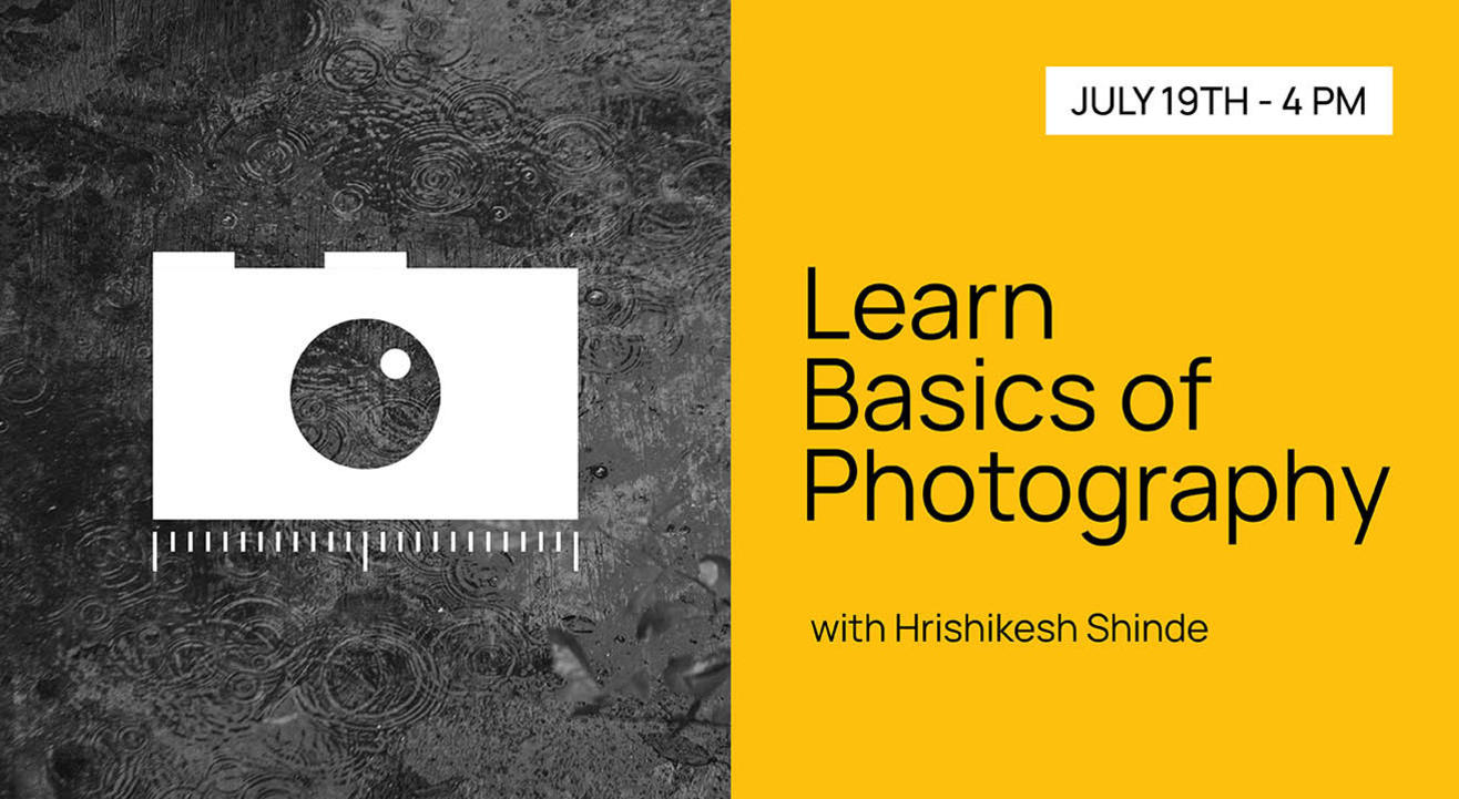 Learn Basics of Photography