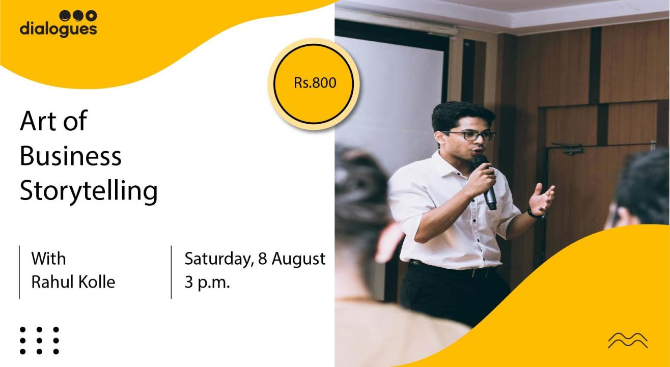 Art of Business Storytelling Workshop