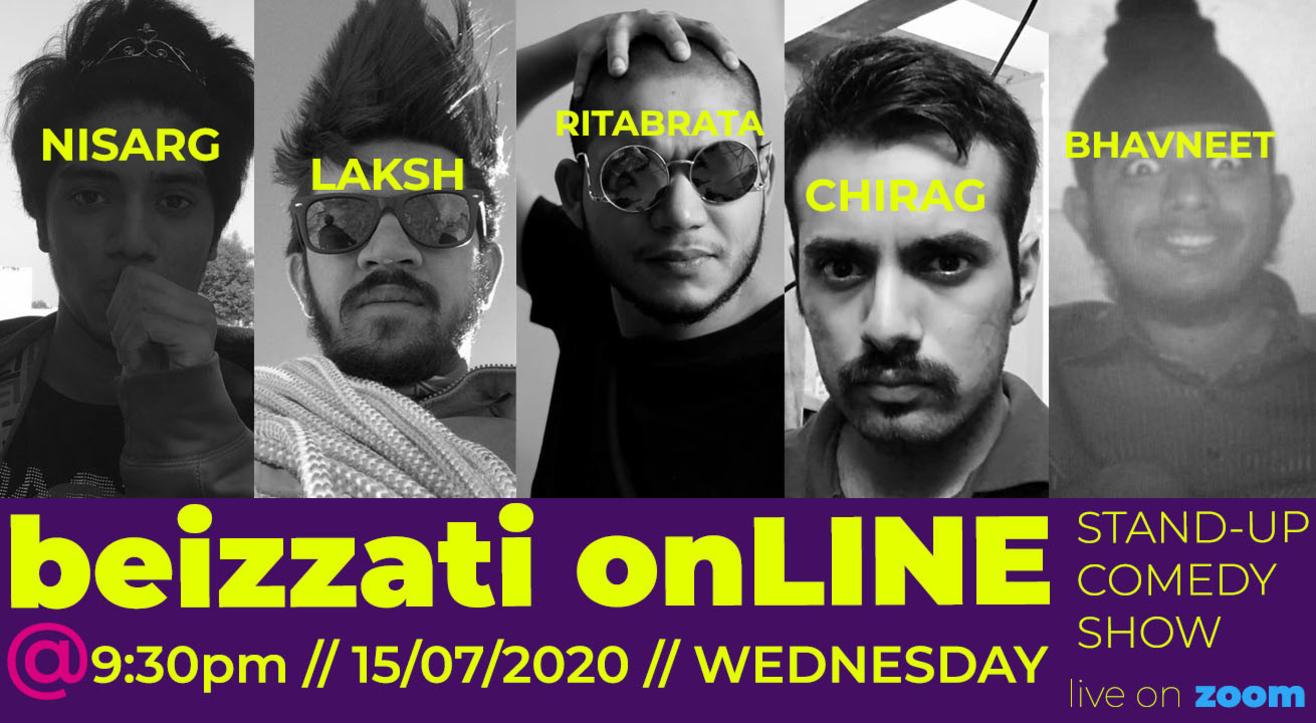 Youcomedy Club: Beizzati online