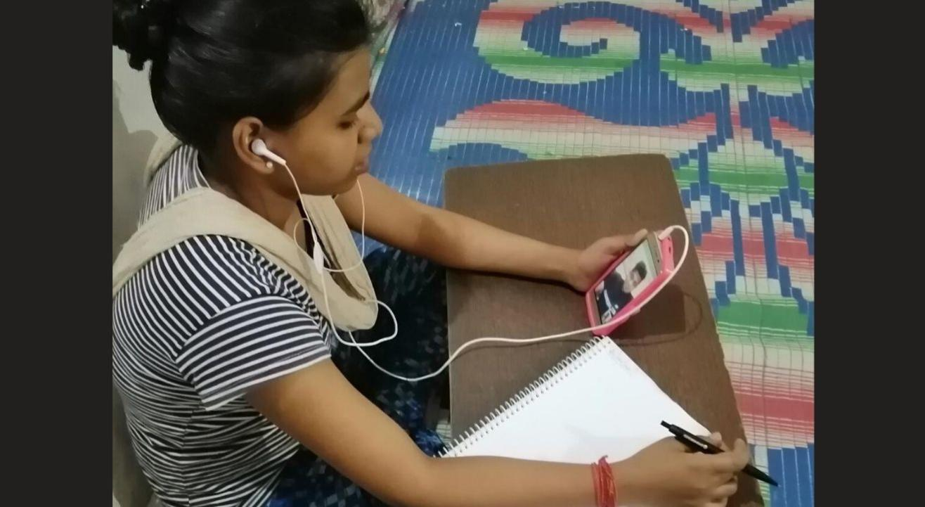 Mentor youth by helping them with the basics of the English language