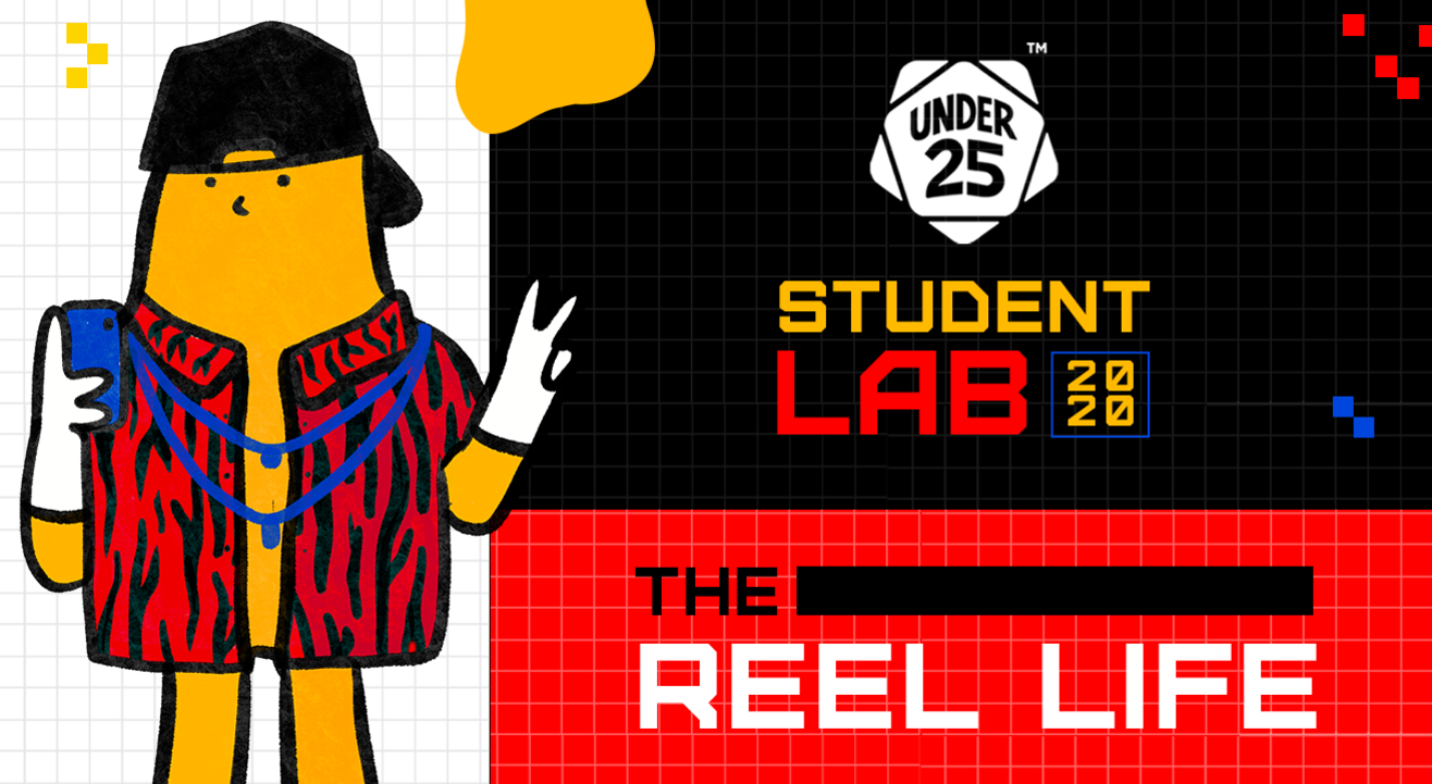 Under 25 Student Lab - The Reel Life |  Individual Registration