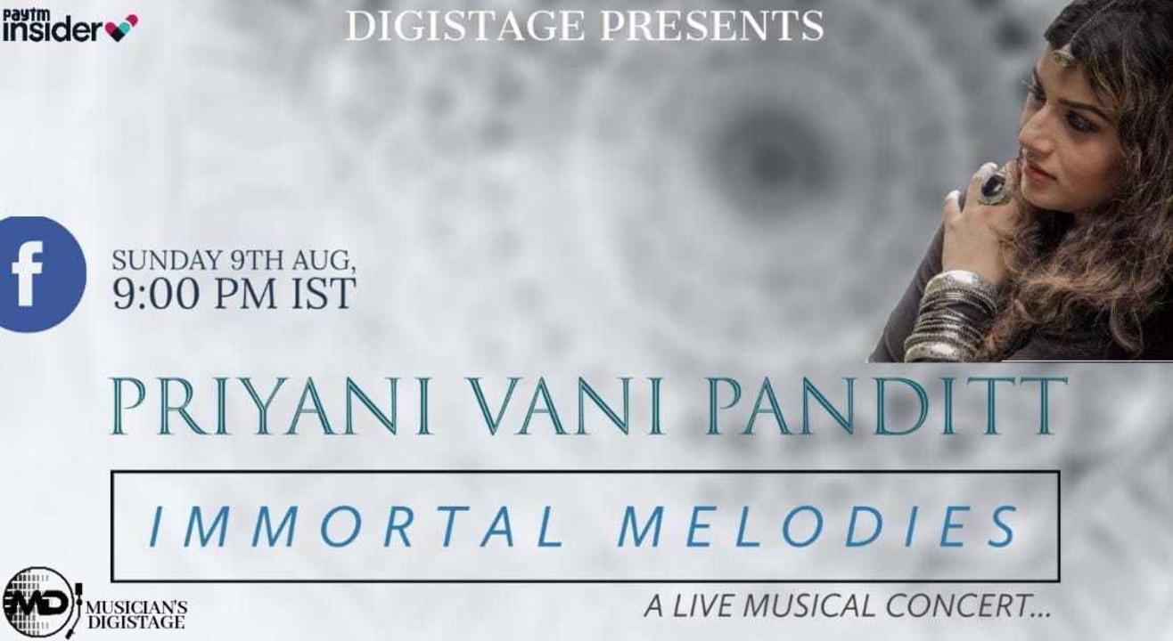 DiGiConcerts with Priyani Vani Panditt