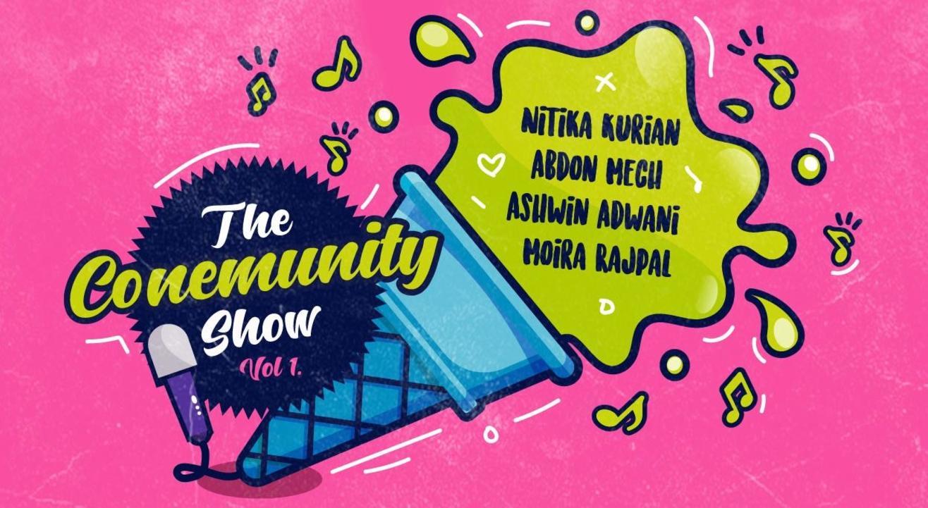 The Conemunity Show - Vol 1