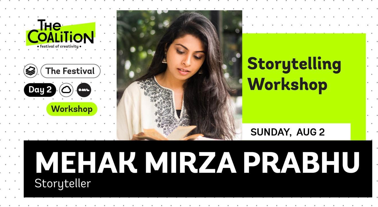TC Workshop: Storytelling Workshop