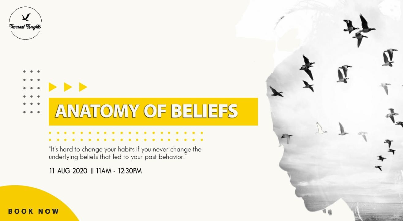 Anatomy of Beliefs Webinar