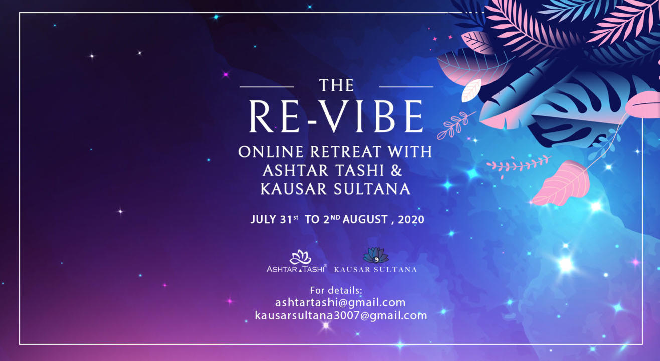The Re-Vibe Online Retreat