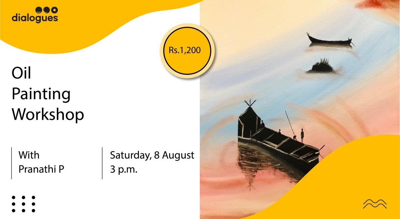 Oil Painting Workshop (2 Days)
