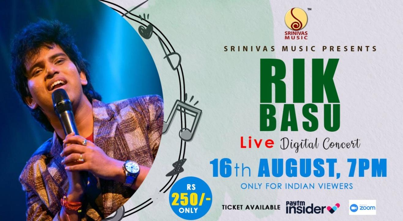 Rik Basu LIVE