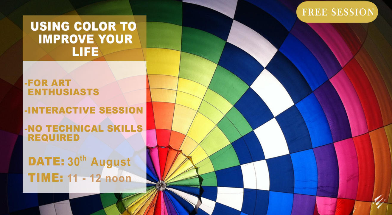 Using Color to Improve your Life
