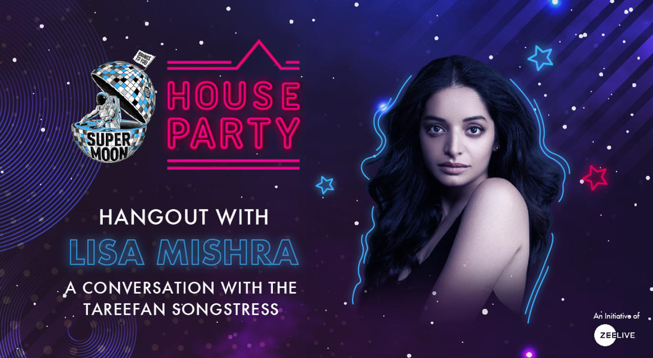 Hangout with Lisa Mishra @ Supermoon House