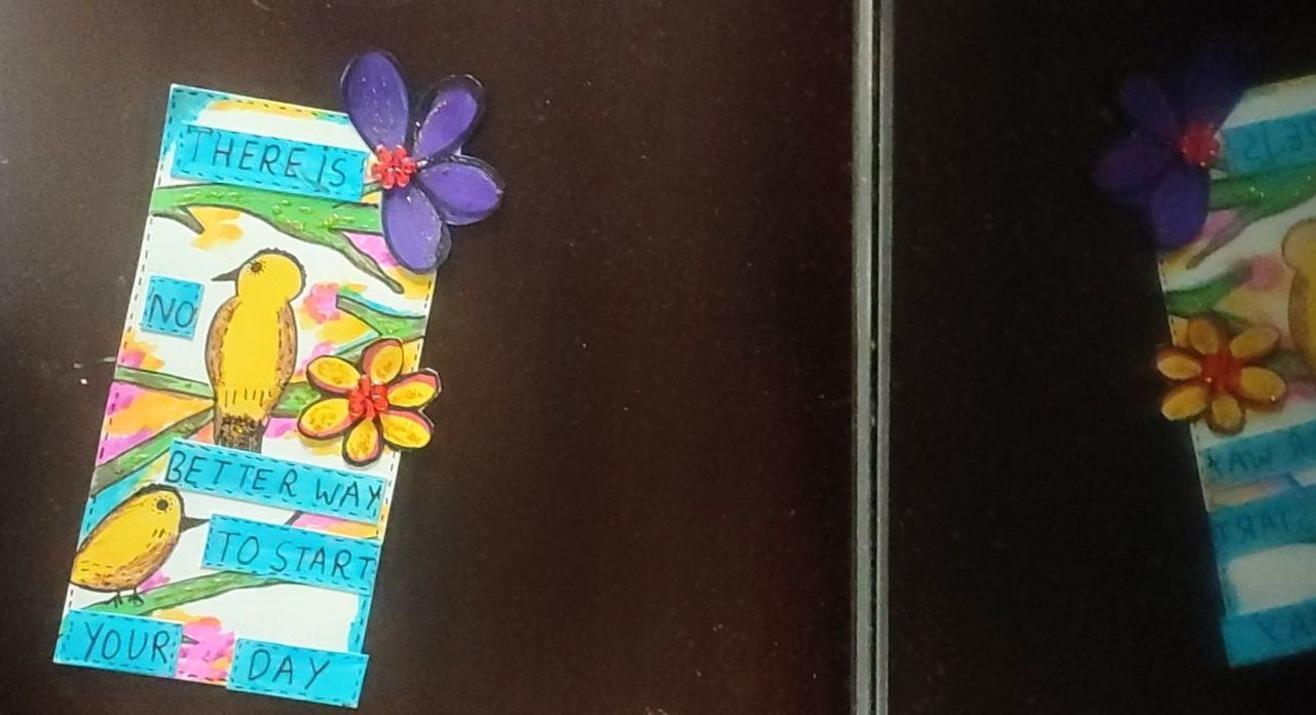 Bookmark Making Workshop for Kids