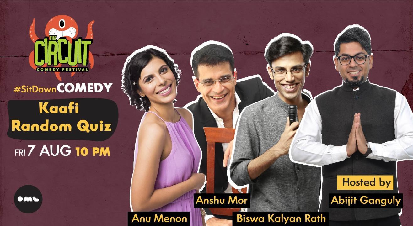 Kaafi Random Quiz Ft Abijit, Biswa, Anu, Anshu