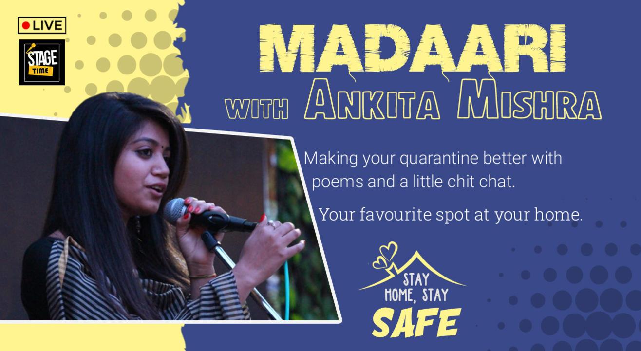 Madaari with Ankita Mishra