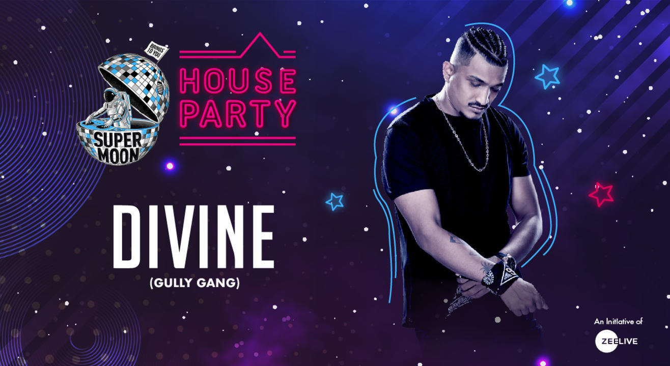 Hangout with Divine @ Supermoon House Party
