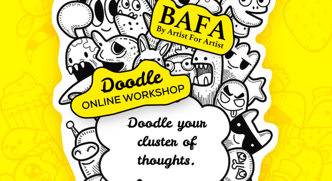 Doodle Online Workshop with BAFA