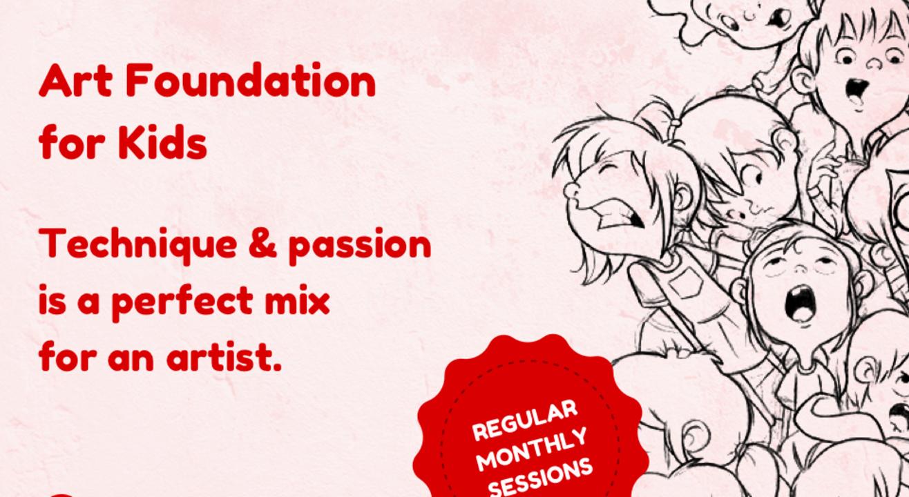 Art Foundation for Kids with BAFA