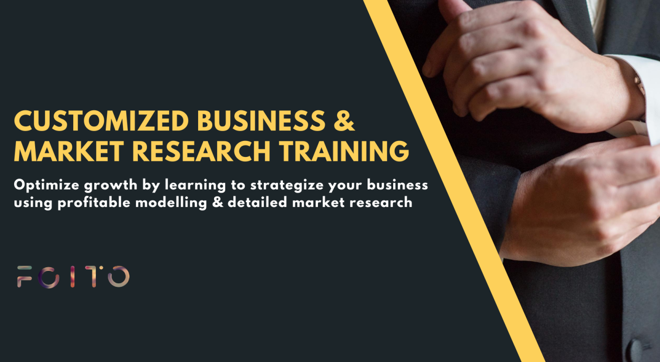 Customized Startup Training Package