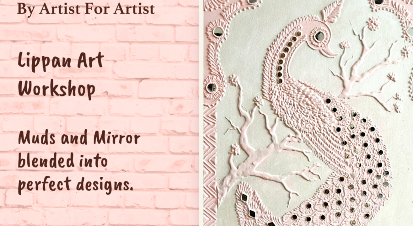 Lippan Art Online Workshop with BAFA