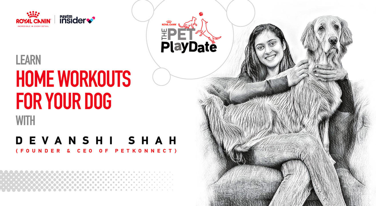 The Pet Playdate with Royal Canin Feat. Devanshi Shah