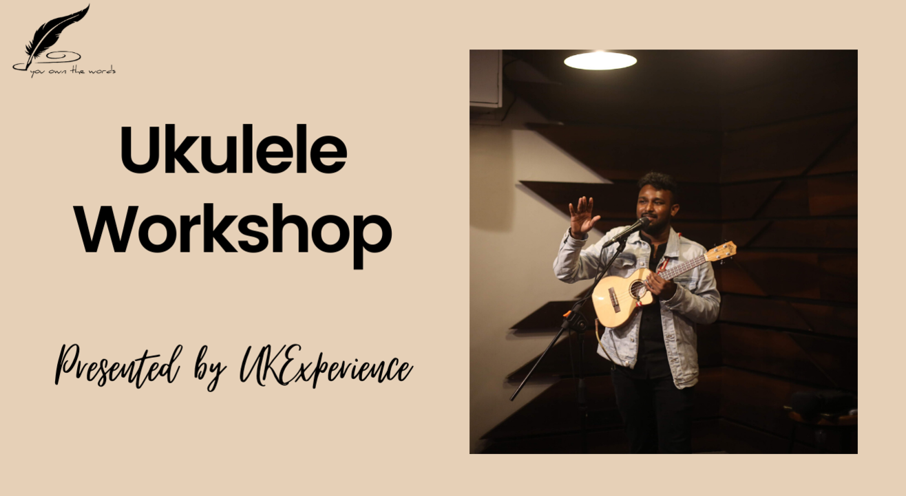 Ukulele Workshop - Presented by UkeXperience