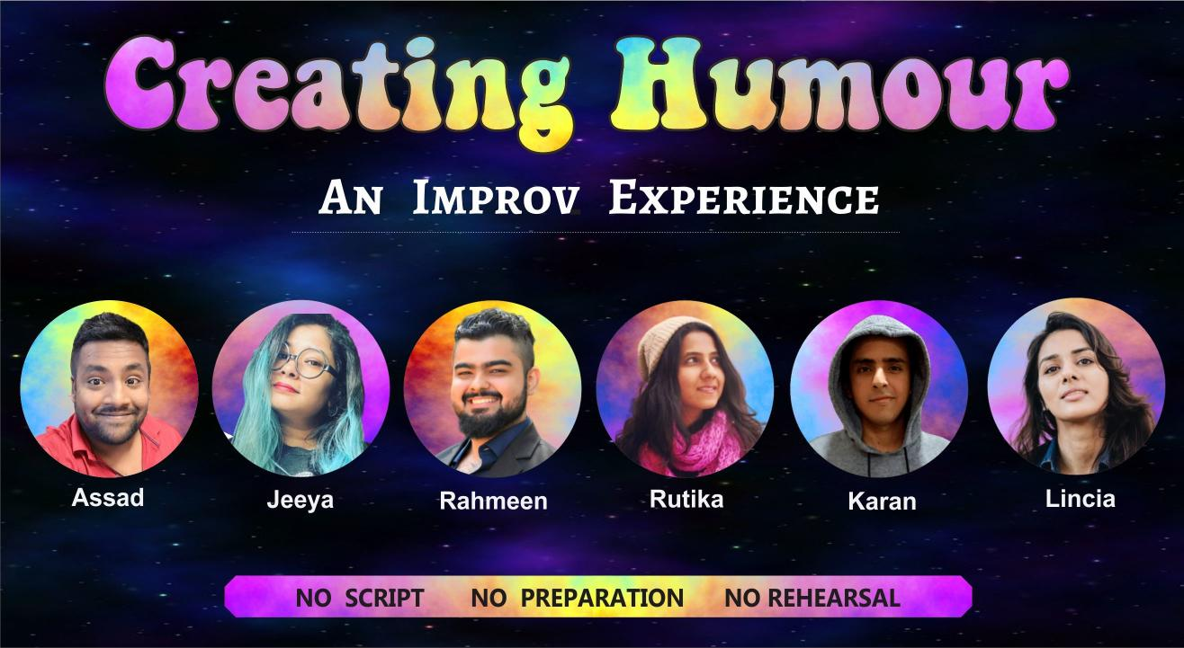 Creating Humour - An Improv Experience