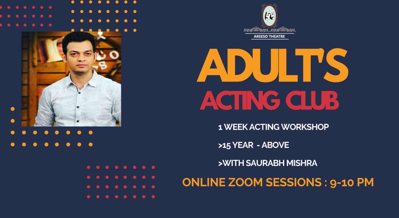 Adult's Acting Club