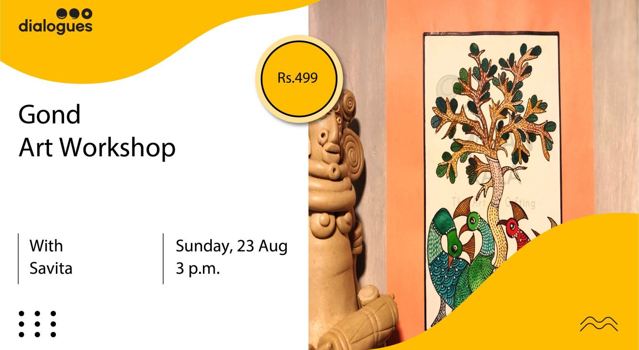 Gond Art Workshop