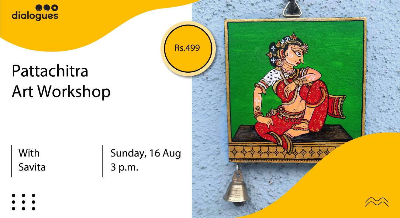 Pattachitra Art Workshop