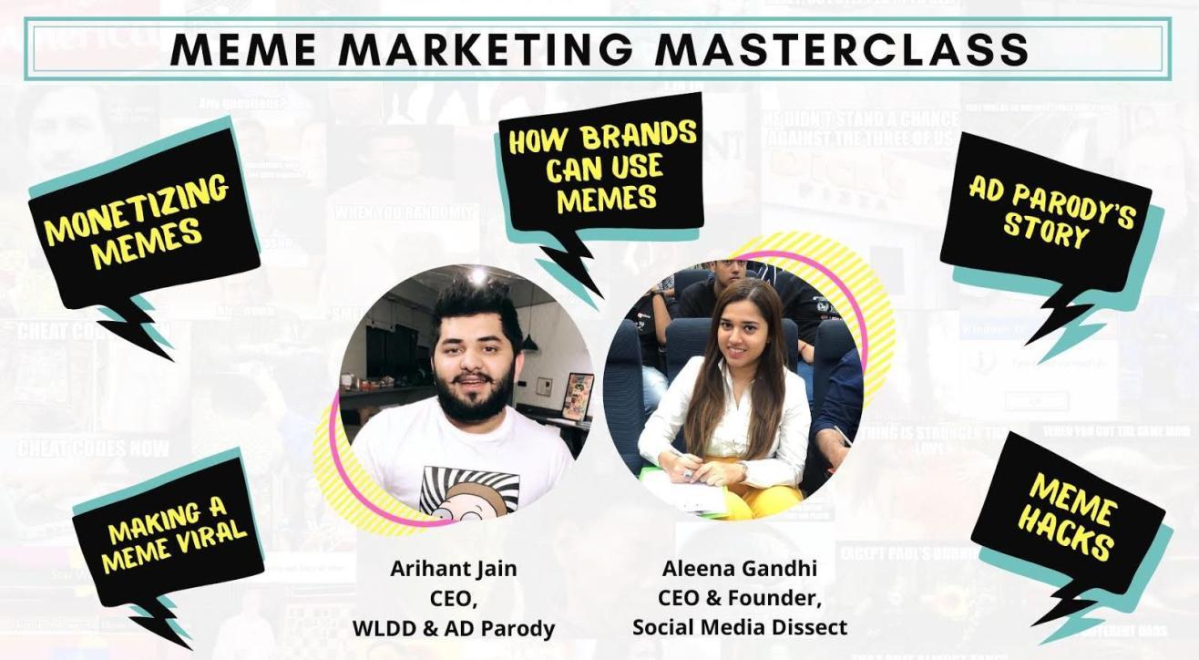 Meme Marketing Masterclass