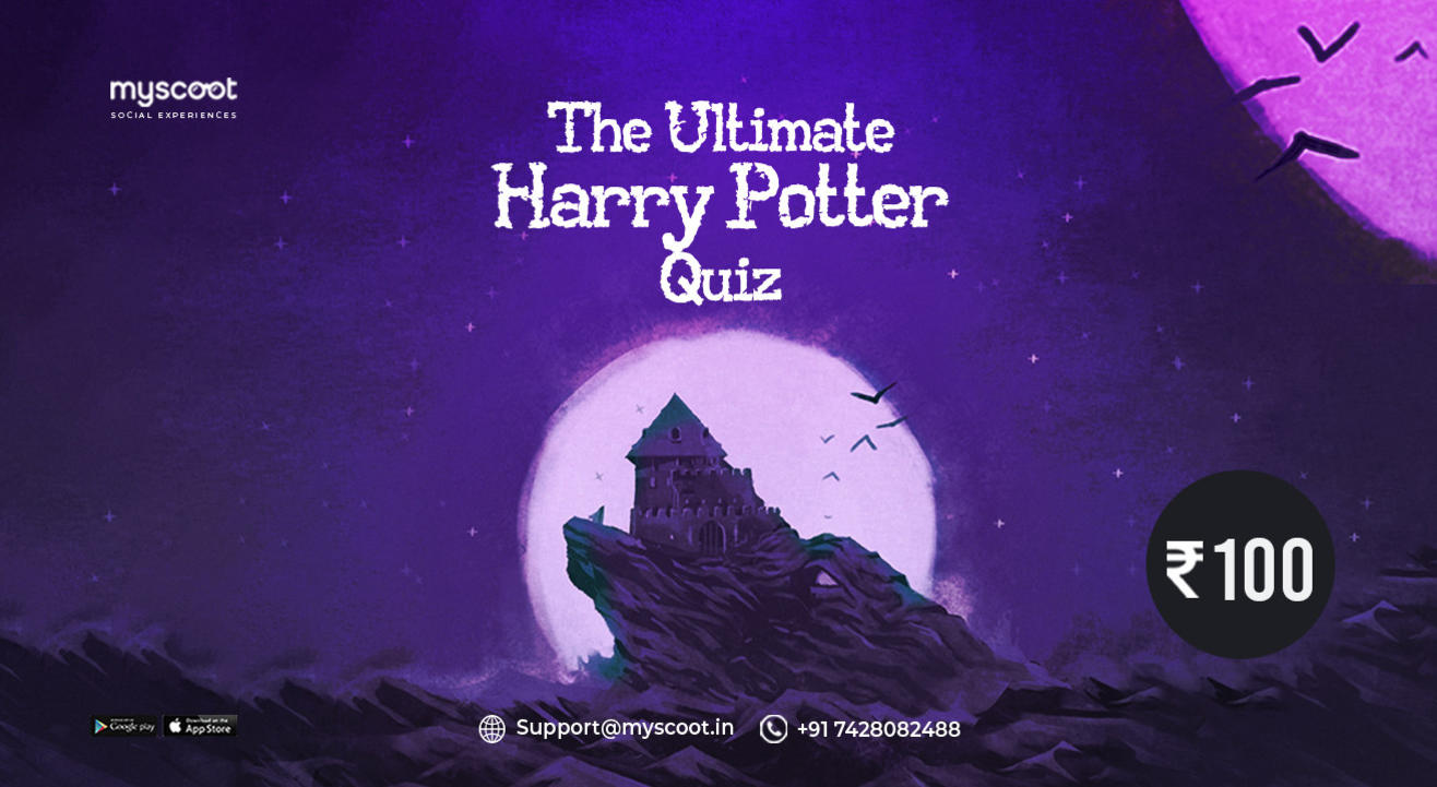 Ultimate Harry Potter Quiz
