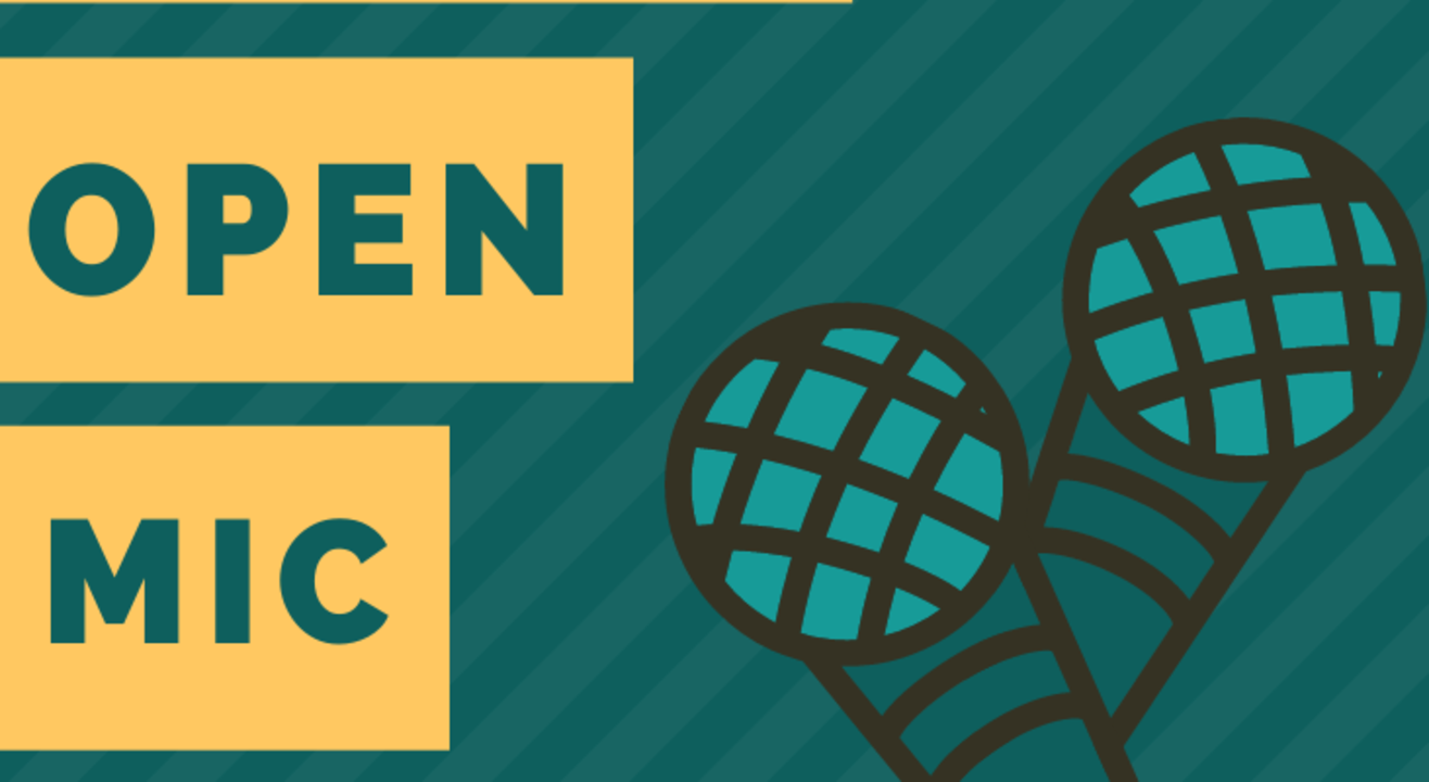Digital Open Mic (Complementary Artist Guide Pack and Goodies)