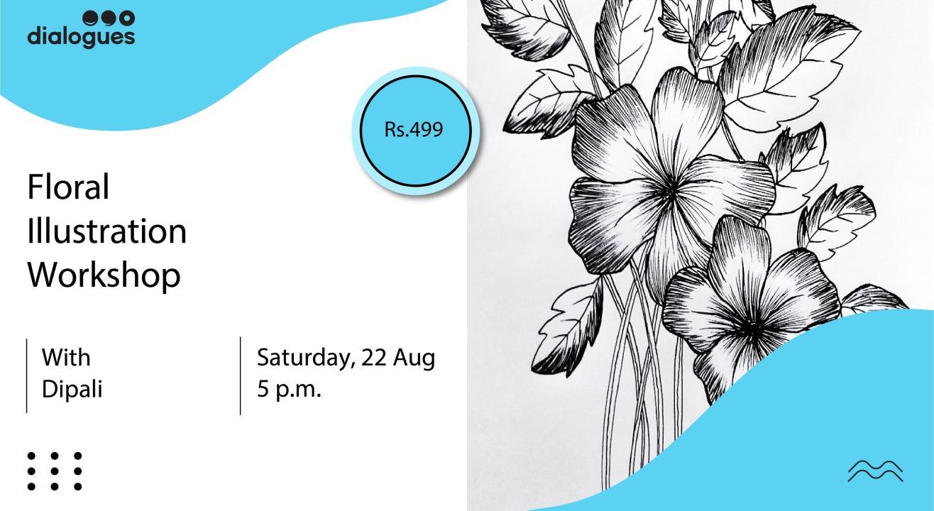 Floral Illustration Workshop
