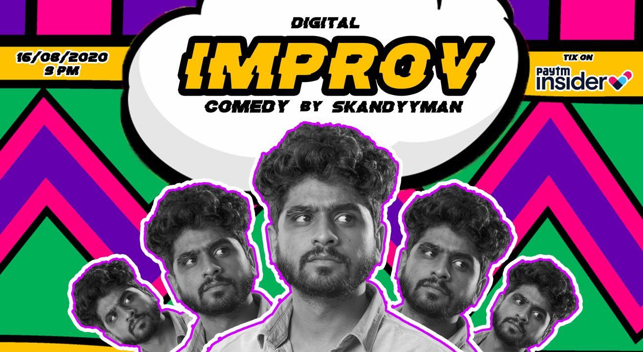 Digital IMPROV by Skandyyman