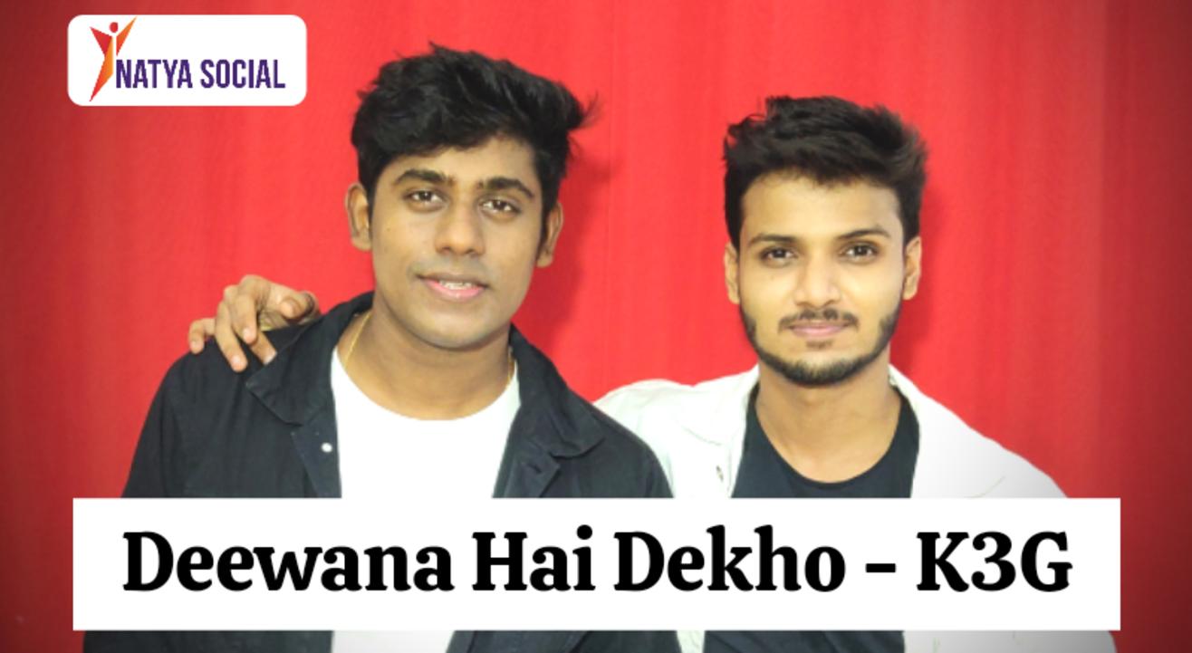 Natya Social - Deewana Hai Dekho (WEEKDAY)