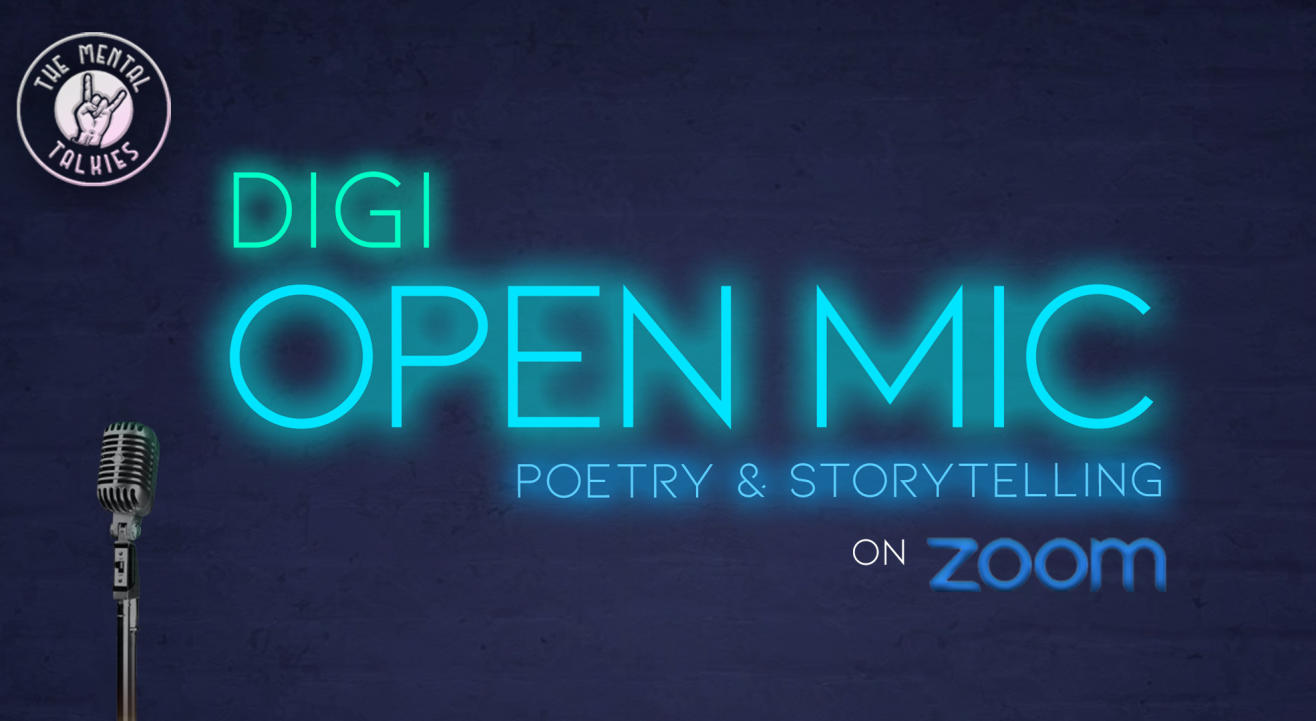 DiGi Open Mic: Poetry And Storytelling