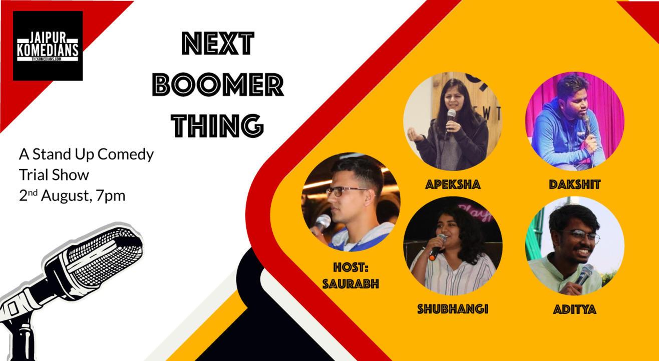 Next Boomer Thing 2.0