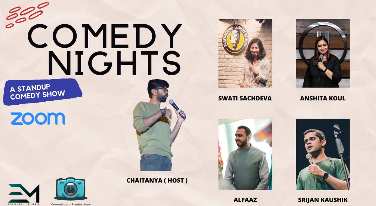 E-MEDIA PRESENTS COMEDY NIGHTS : A STAND-UP LINEUP SHOW