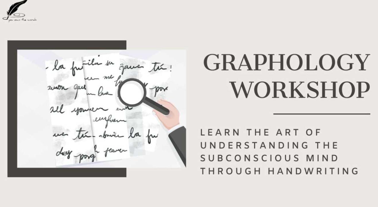 Graphology Workshop