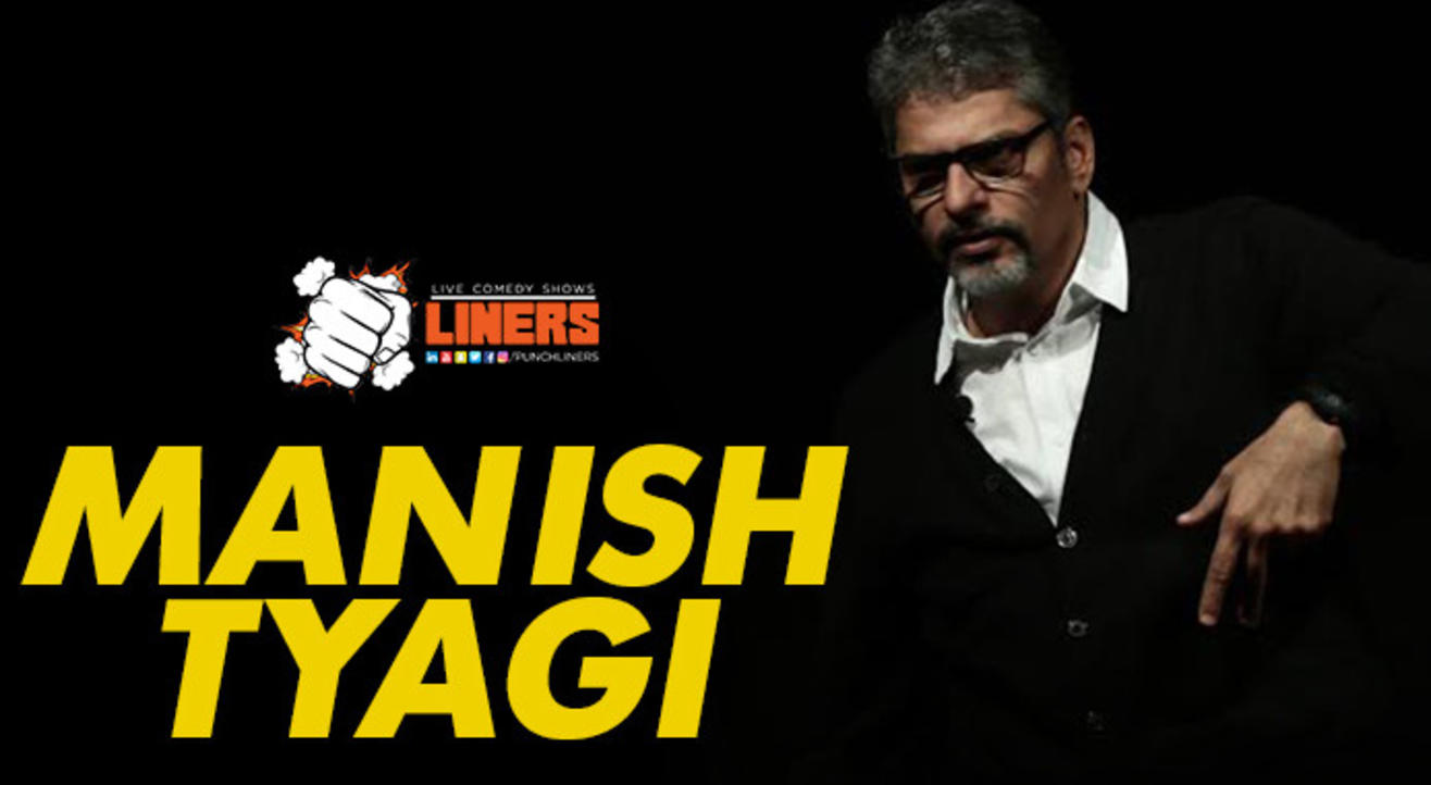 Punchliners Comedy Show ft. Manish Tyagi live in Hong Kong
