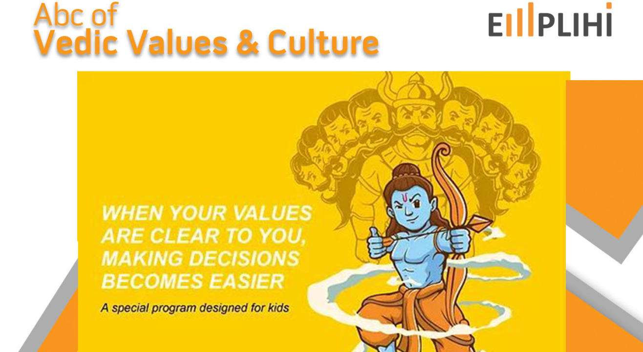 ABC of Vedic Values & Culture by EMPLIHI
