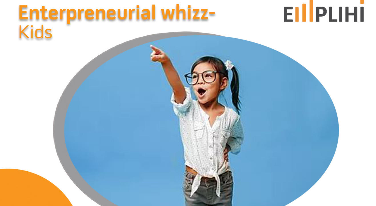 Entrepreneurial whizz-kids by Emplihi