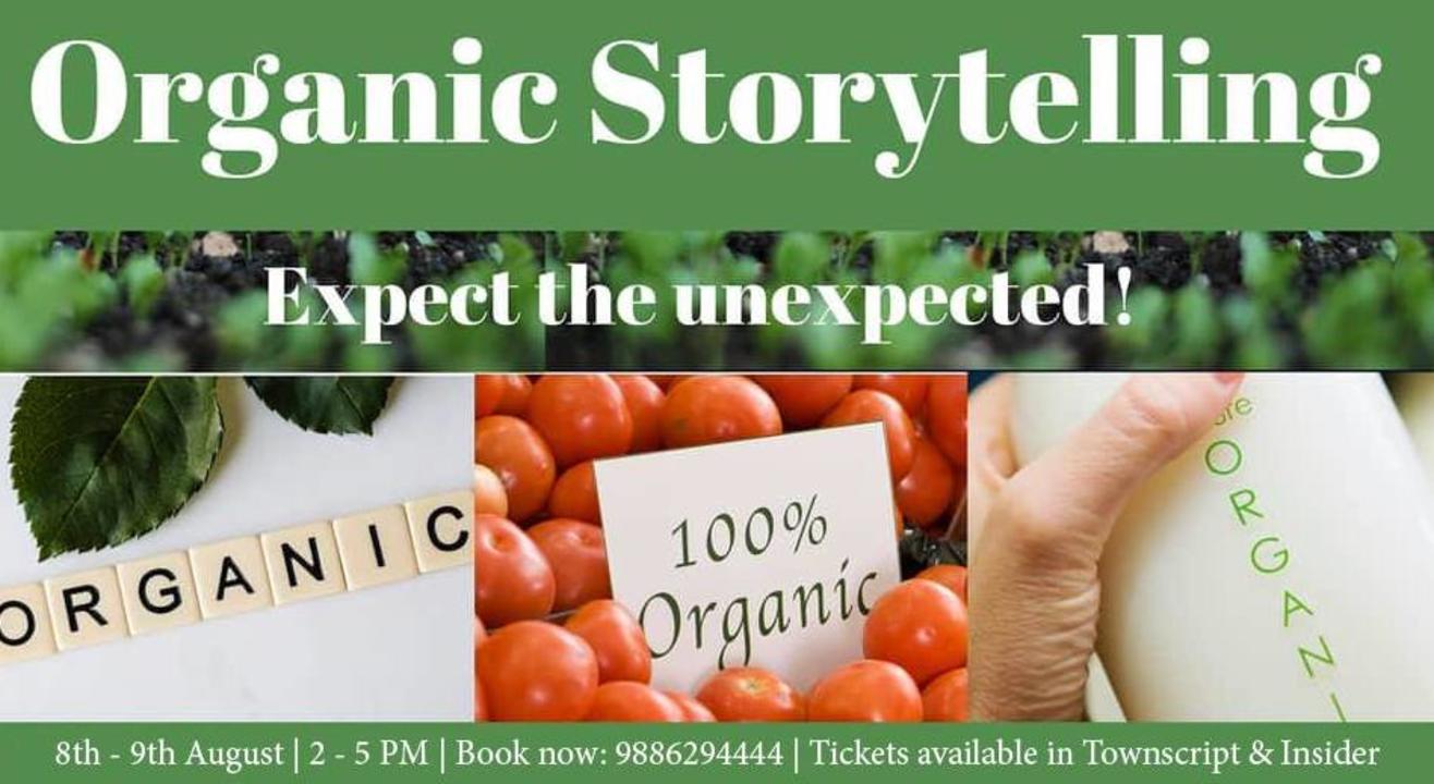 Organic Storytelling