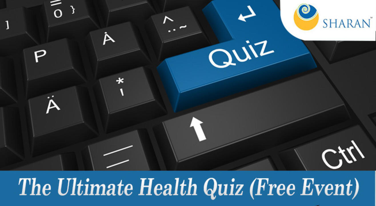 The Ultimate Health Quiz (Free Event)