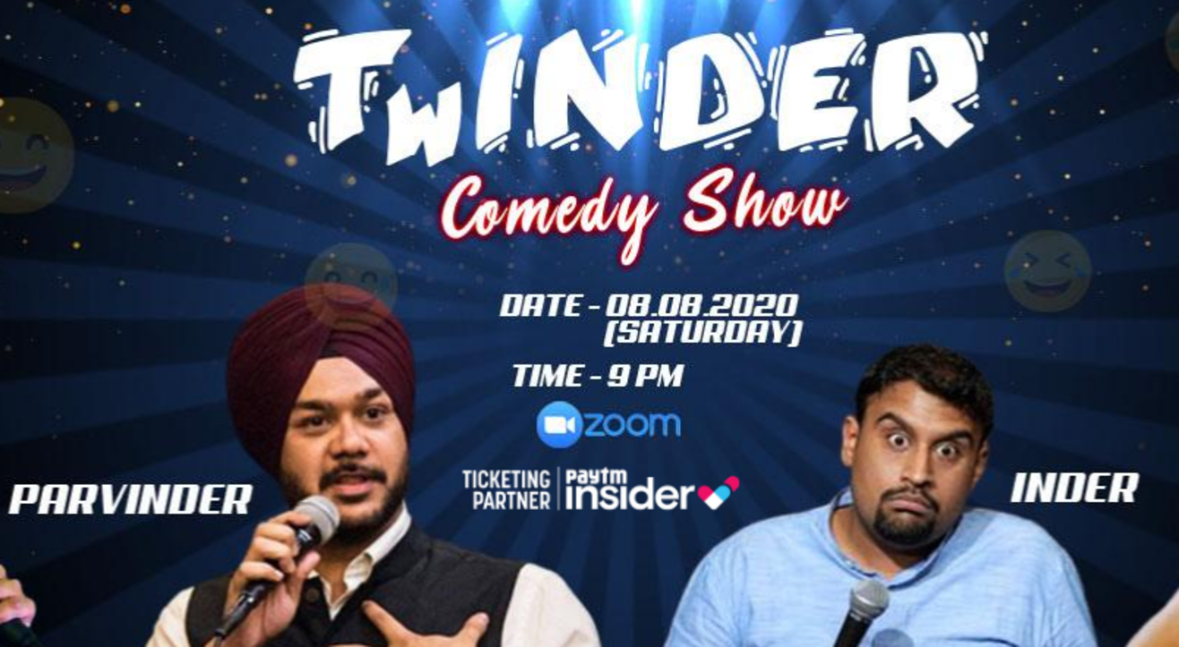 TwINDER Comedy Show