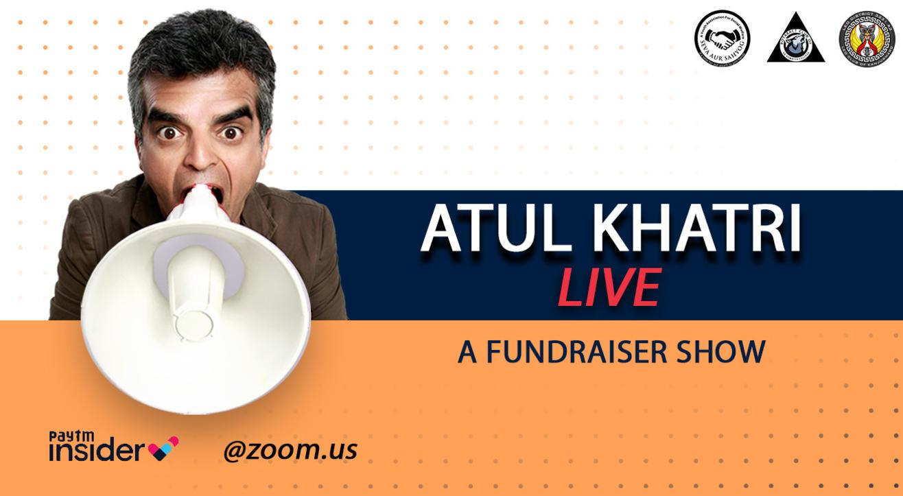 Atul Khatri Live - A Fundraiser Show