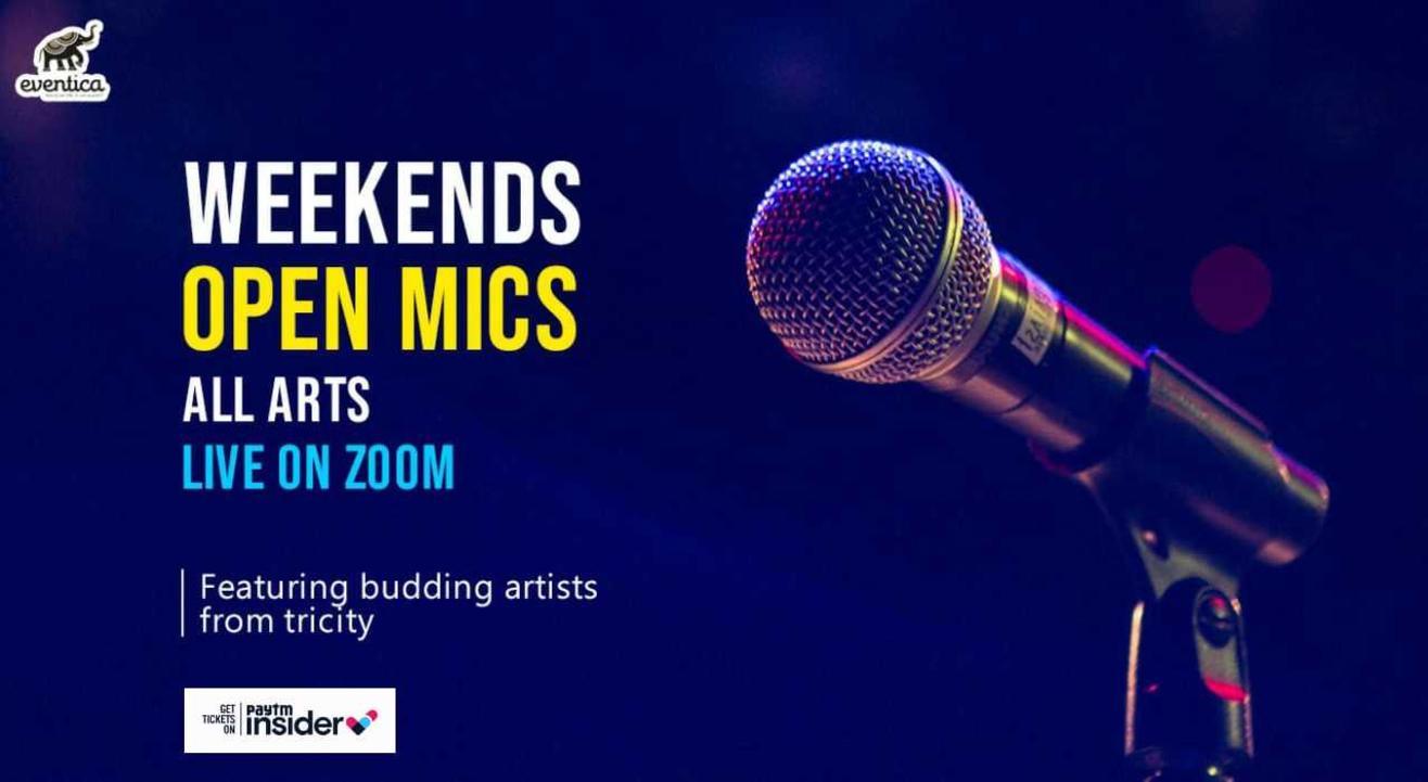 Eventica Mixed Arts Open Mic